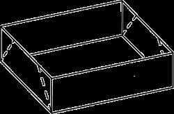 Tray small
